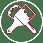 outils techniques de peintre décoratrice